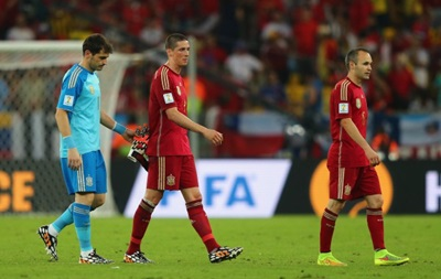 Тренер Испании: Нам не за что извиняться, все игроки очень старались