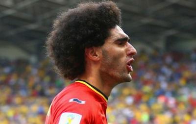Феллаини пообещал побрить голову, если Бельгия выиграет чемпионат мира