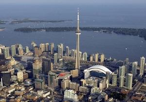 Канадская экономика впервые с 2009 года продемонстрировала спад