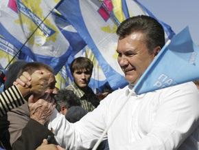 Сегодня Янукович пройдется по Дерибасовской
