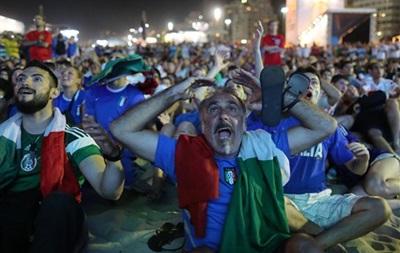 ЧМ 2014: Италия - Коста-Рика