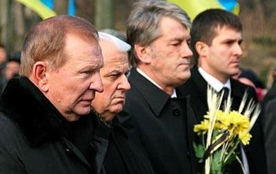 Экс-президенты Украины написали обращение к Порошенко