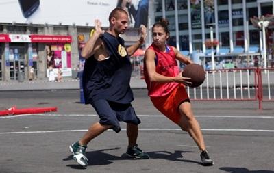 В Днепропертровске пройдет турнир по стритболу