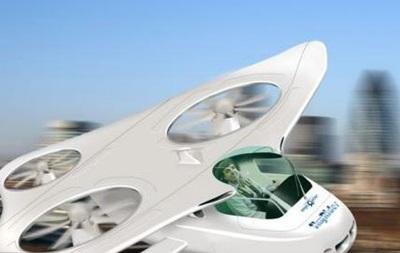 Транспорт будущего: Европейские ученые разрабатывают двухместный летательный аппарат