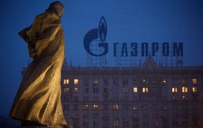 Газпром отказался от использования украинских подземных хранилищ газа