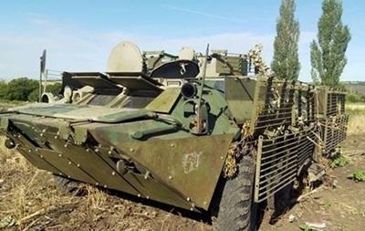 Нацгвардия захватила российский БТР – Аваков