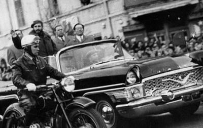 Автопарк Фиделя Кастро передадут в пользование кубинским таксистам