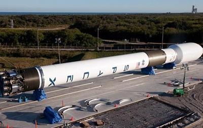 Частная компания SpaceX не смогла запустить ракету Falcon 9