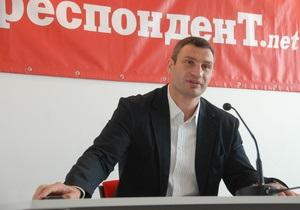 На следующей неделе начнется заседание по иску Черновецкого против Кличко