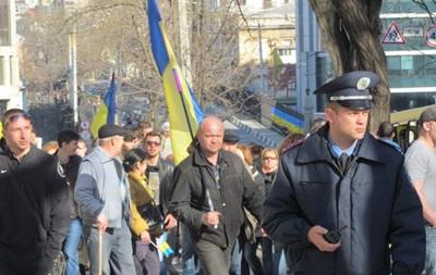 Одесситов просят не ходить на митинги из-за угрозы терактов