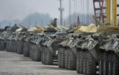 РФ перебрасывает тяжелую бронетехнику к границе с Украиной - Госдеп США