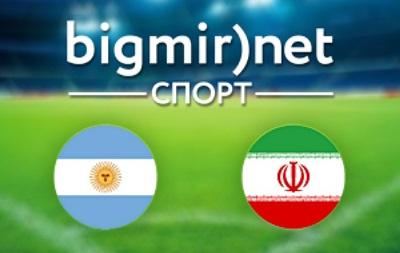 Аргентина – Иран – 1:0 текстовая трансляция матча чемпионата мира 2014