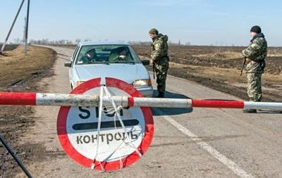 Россия закрыла еще один погранпункт на границе с Украиной