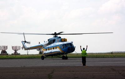Крушение вертолета в Харьковской области: погибли трое членов экипажа