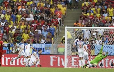 Чемпионат мира: Бельгия на последних минутах вырывает победу у России