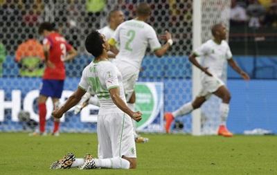 Чемпионат мира: Алжир легко переиграл Южную Корею