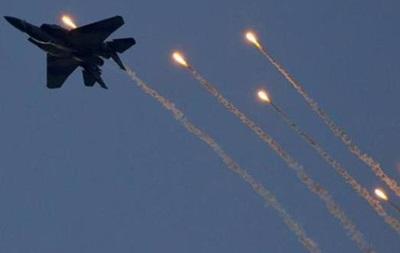 Израиль нанес авиаудар по сирийской территории