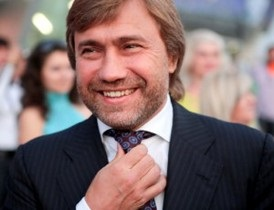 Баллотирующийся в Крыму миллиардер Новинский обещает  бороться за Таможенный союз
