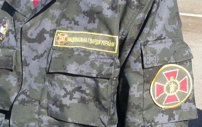 Нацгвардия опровергает свое участие в охране порядка во время митинга в Харькове