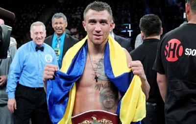 Василий Ломаченко может принять участие в турнире чемпионов