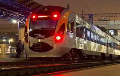 Укрзализныця запустит поезд Интерсити+ Киев - Одесса