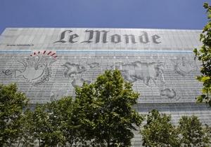 Французская газета Le Monde продаст контрольный пакет акций