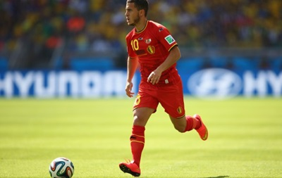 Азар: Думаю, тренеру стоит дать поиграть другим футболистам в матче с Кореей