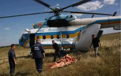 Эксперты рассматривают две версии падения Ми-8 в Харьковской области - Балута