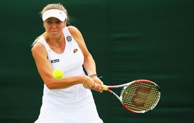 Украинская теннисистка в первый день Уимблдона попрощалась с турниром