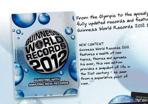 Десятисантиметровый язык и самый громкий в мире кот: Поступила в продажу Книга рекордов Гиннесса 2012 года