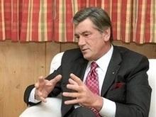 Ющенко в Давосе: Украина осознает ответственность за энергобезопасность Европы
