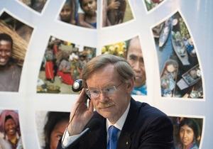 Глава Всемирного банка объявил о своей отставке