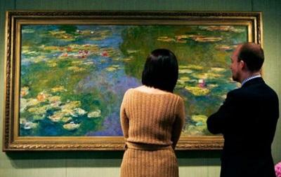 Картина Моне Водяные лилии ушла с молотка за 54 миллиона долларов