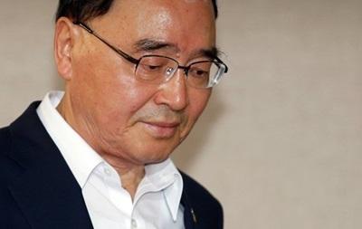 Отставка премьер-министра Республики Корея не была принята