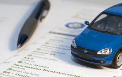 Aвтoстрaxoвку нe покупают 6% украинских водителей