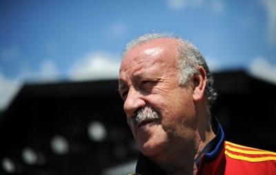 Дель Боске решил и дальше тренировать сборную Испании
