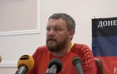 Представители ДНР заявляют, что взяли в заложники помощника Таруты
