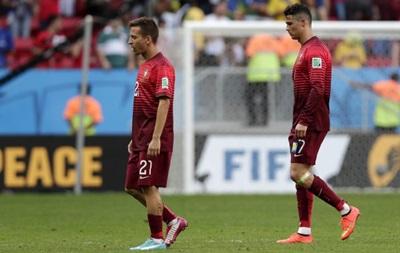 Чемпионат мира: Португалия не смогла победить с нужной разницей, Германия одолела США