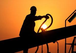 Цены на нефть в Европе значительно выросли