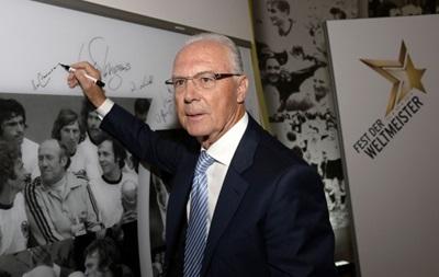 FIFA амнистировала Франца Беккенбауэра