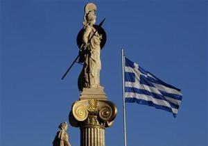 Минфин Греции объявил о внутренних долгах на 10 млрд евро