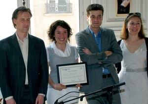 Международную журналисткую премию имени Дэниела Перла впервые получил украинский корреспондент