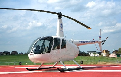 Три человека погибли при крушении вертолета на Кубани