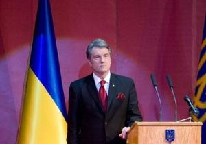 Ющенко потратил на телевизионную агитацию более 22 миллионов гривен