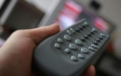 В Симферополе отключили кабельное вещание ряда украинских телеканалов