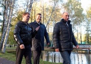 НГ: Янукович ошибся в газовой ставке