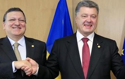 Обзор иноСМИ: Успешный визит Порошенко в Брюссель