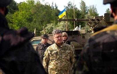 Порошенко объявил о прекращении перемирия на Донбассе