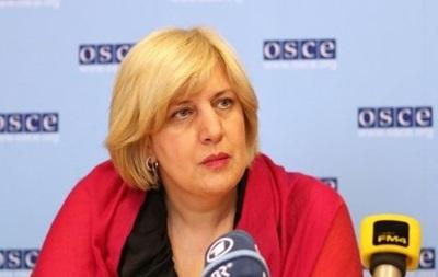 Представитель ОБСЕ призвала Порошенко расследовать гибель российского журналиста