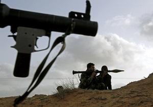 Ливийские повстанцы взяли в плен британских спецназовцев